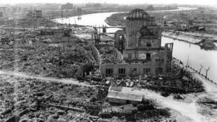 Yadda makamin kare dangi ya ragargaza birnin Hiroshima na kasar Japan a shekarar 1945