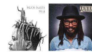 """Blick Bassy """"1958"""" (NoFormat/TotOuTard) - Tété """"Fauthentique"""" (Bmg)."""