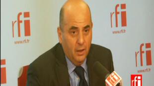 Ivo Goldstein, ambassadeur de Croatie en France.
