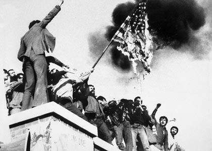 سیزدهم آبان، سالگرد گروگانگیری در سفارت آمریکا در تهران