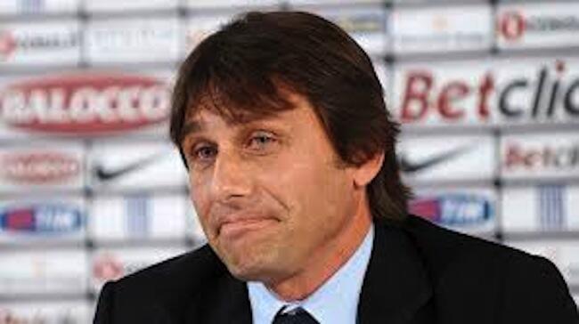 Kocha wa Juventus Antonio Conte