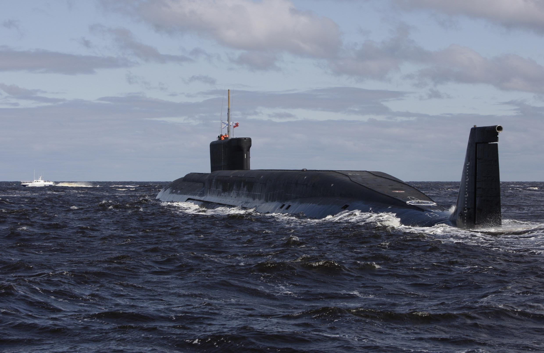 Russie_Sous-marin