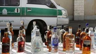 سه نفر در قم به جرم ماساژ جنسِ مخالف و تهیۀ مشروبات الکلی دستگیر شدند