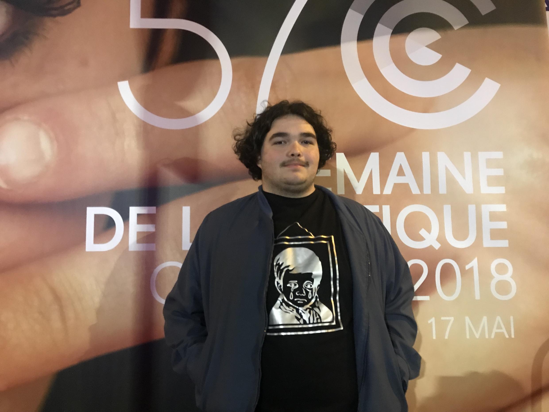Duarte Coimbra, em Cannes a15/5/2018