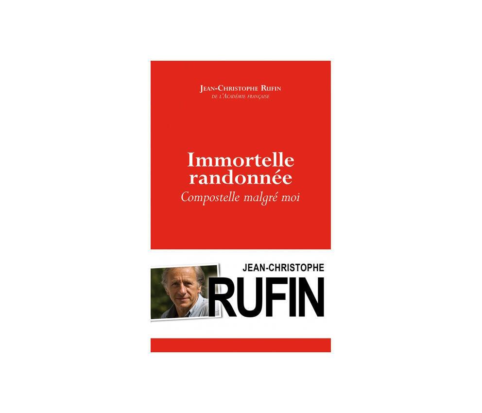« Immortelle randonnée, Compostelle malgré moi », paru aux éditions Guérin.