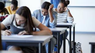 Nombreux sont les étudiants à passer des concours pour la poursuite de leurs études après la période de confinement (image d'illustration).