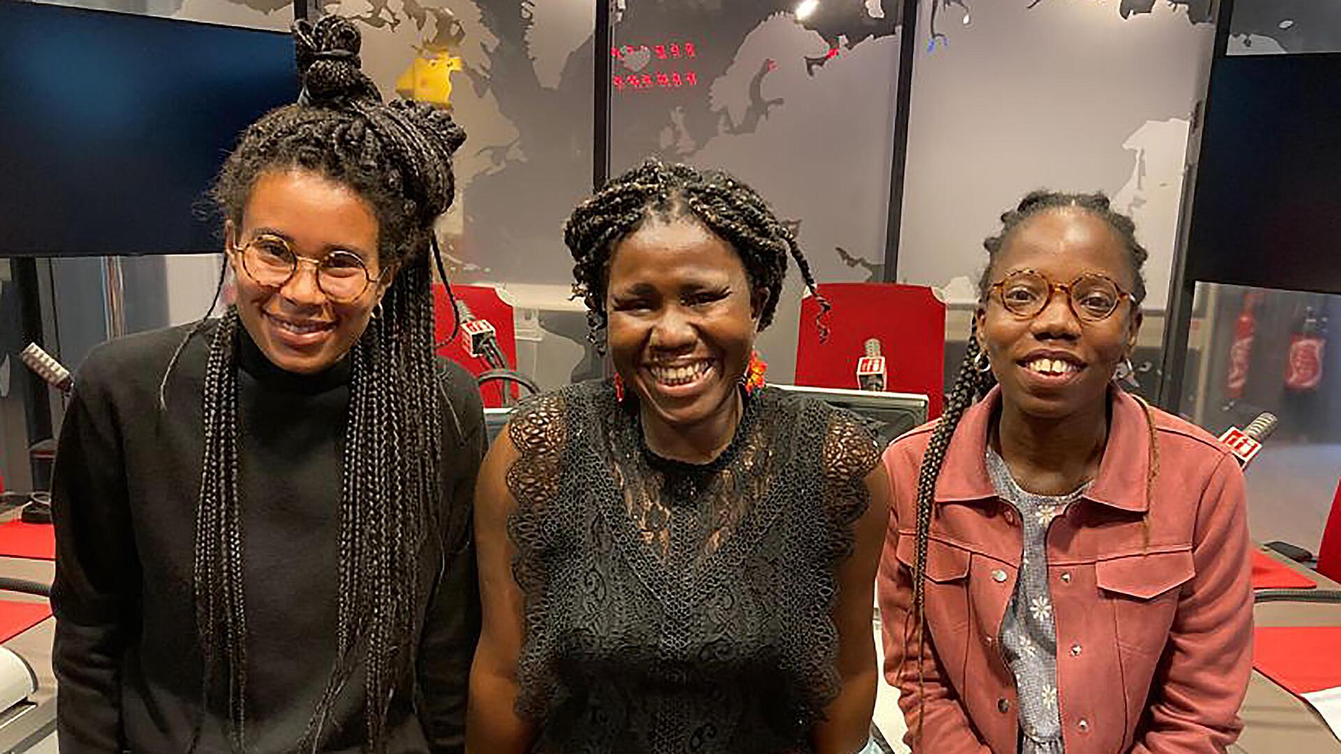 Alors on dit quoi - Marie Yemta Moussanag, Kpénahi Traoré et Sinatou Saka