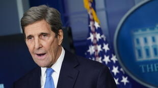 Former US secretary of state John Kerry is now President Joe Biden's climate envoy