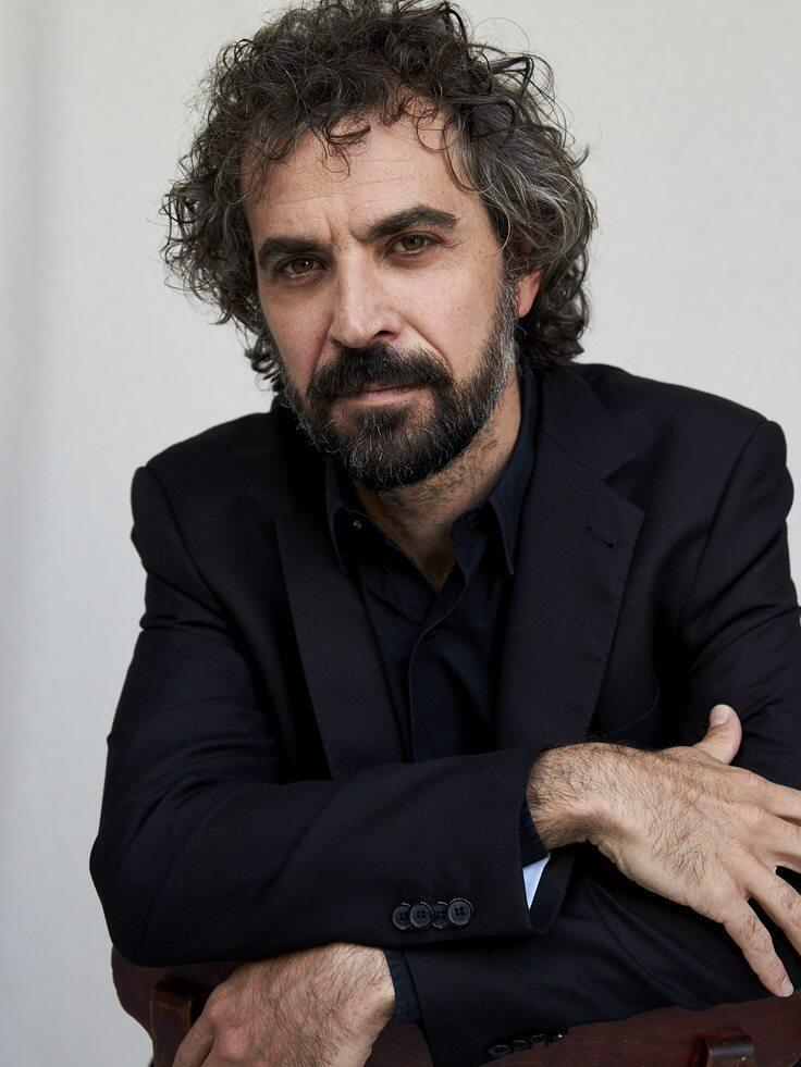 O cineasta Alvaro Brechner