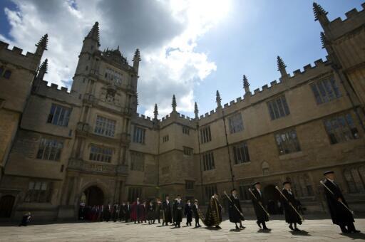 牛津大学(资料图片)