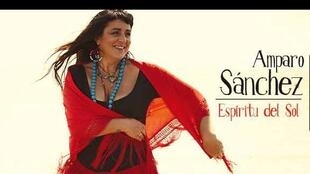 Amparo Sanchez présente son nouvel album: «Espiritu del sol».