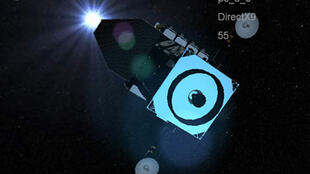 La mission de l'Observatoire solaire devrait durer cinq ans.