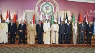 Các nước Ả Rập họp tại Doha, 26/03/2013