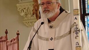 O cardeal americano Sean Patrick O'Malley.
