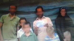 Gia đình người Pháp Moulin-Fournier bị nhóm Hồi giáo Hoko Haram bắt cóc vào giữa tháng Hai.