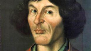 Portrait de Nicolas Copernic, 1580, exposé au musée de Toruń.