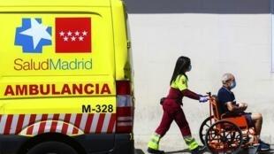 Idadi ya vifo nchini Uhispania, katika siku saba zilizopita ni 256, na kufanya jumla ya vifo kufikia 29,418.