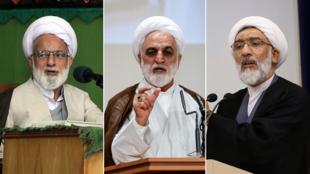 مصطفی پورمحمدی، محسنی اژهای و دری نجفآبادی از متهمین قتلهای زنجیرهای