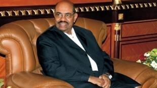Aliye kuwa rais wa Sudan Omar al-Bashir (Picha ya zamani).