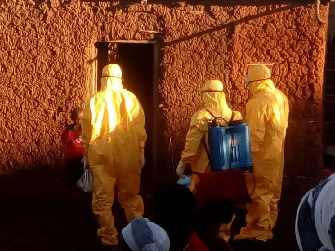 Watalaam wa Ebola nchini DRC