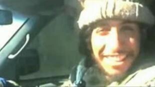 Le Belge Abdelhamid Abaaoud.