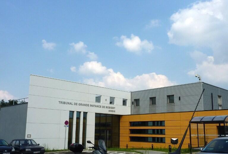 Une annexe du tribunal de Bobigny à Roissy.
