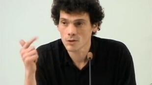Sylvain Boulouque, historien, spécialiste du communisme, de l'anarchisme et de l'extrême gauche.