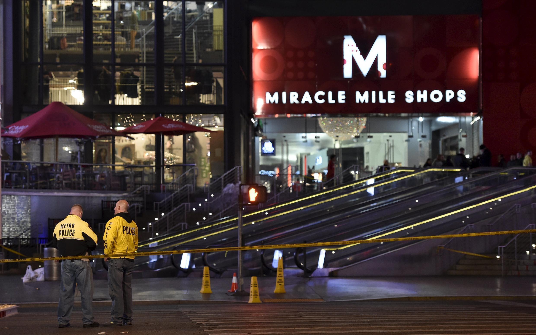 Atropelamento: um morto e 26 feridos na Las Vegas Strip