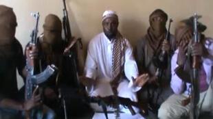 Wapiganaji wa kundi la Boko Haram Boko Haram.