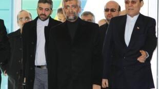 سعید جلیلی دبیر شورای علی امنیت ملی جمهوری اسلامی ایران