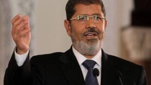 Mohamed Morsi a le soutien de la totalité du camp islamiste.