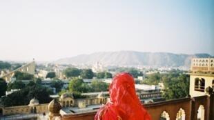 Illustration dédiée à «Ecouter le Rajasthan avec Julien Beau».