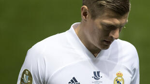 Real Madrid midfielder Toni Kroos was key to the team's 3-1 win over Liverpool last week in the Champions League.