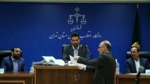 چهارمین جلسه دادگاه پتروشیمی