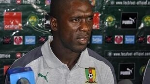 Clarence Seedorf is trying to steer Cameroon to their sixth Africa Cup of Nations title.