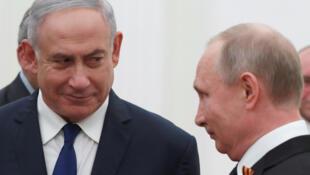 پوتین و نتانیاهو سازشهای ناگفته با هم کردهاند.