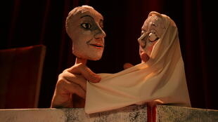 'John-Eleanor' at the World Puppetry Festival in Charleville-Mézières