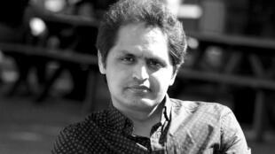 Khosraw Mani, journaliste et écrivain.