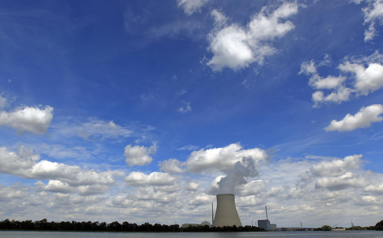 Một nhà máy điện hạt nhân ( Ảnh mang tính minh họa)