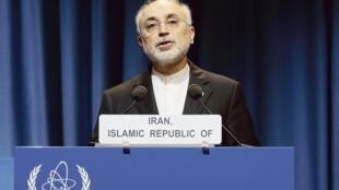 علی اکبر صالحی، معاون رئیس جمهور و رئیس کنونی سازمان انرژی اتمی ایران