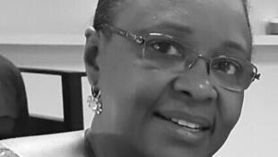 Elisa Tavares Pinto, líder da Rede das Mulheres para a Paz na África Ocidental