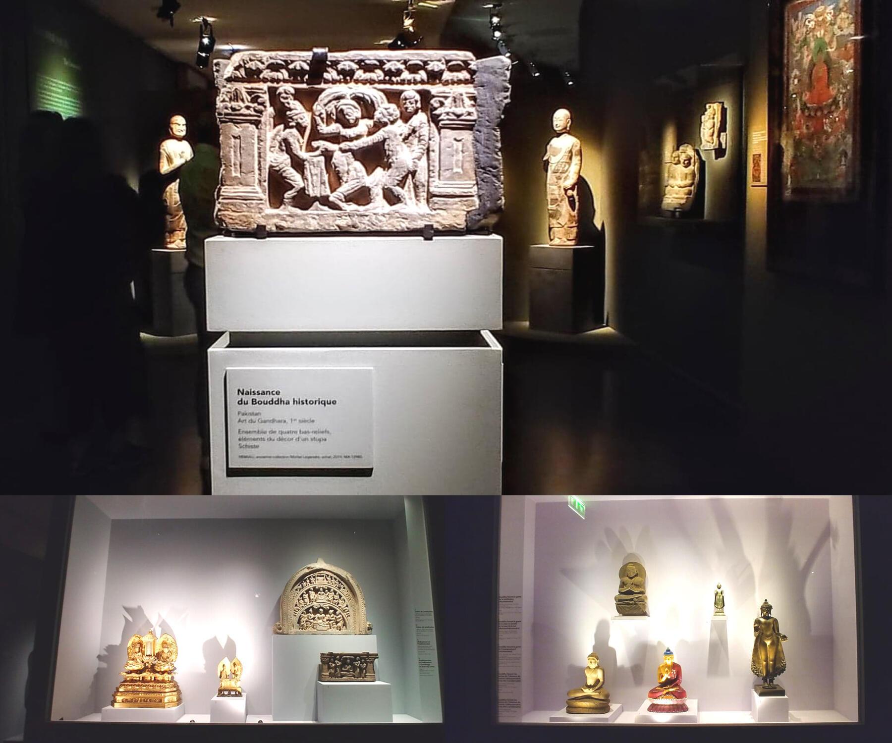 Bức phù điêu nghệ thuật Gandara có từ thế kỷ thứ nhất tại Pakistan