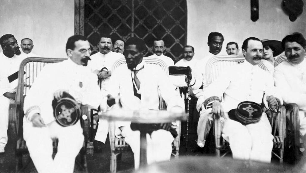 Blaise Diagne et la société coloniale de Conakry.