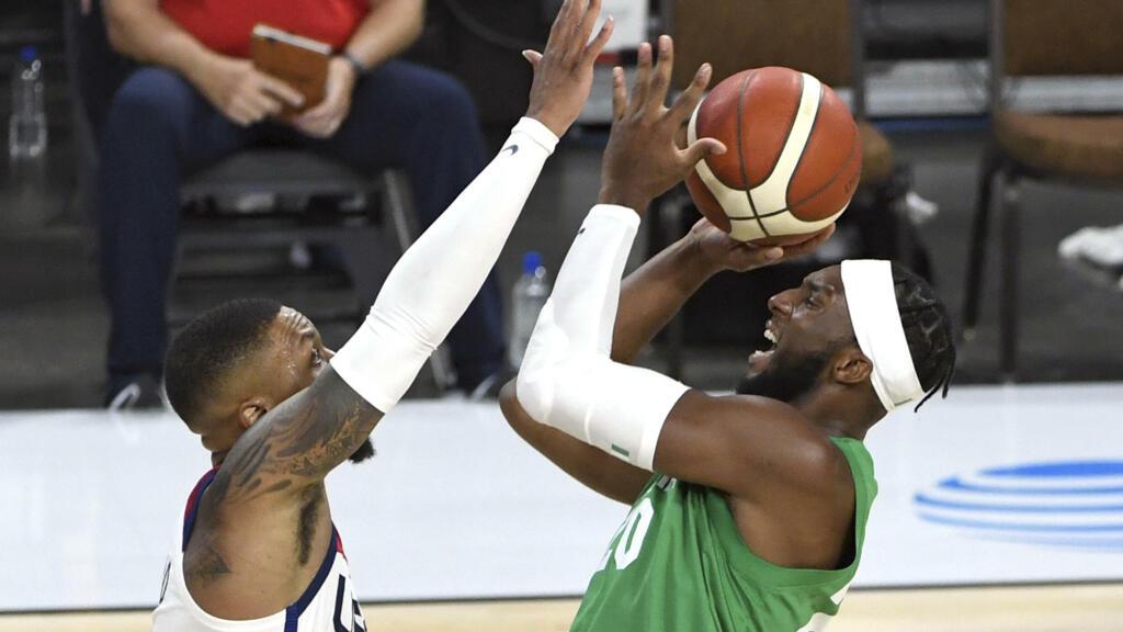 Basket: le Nigeria bat l'Argentine et les États-Unis avant les JO
