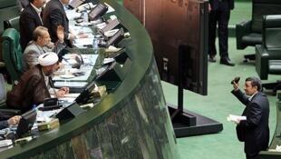 محمود احمدی نژاد، رئیس جمهور ایران