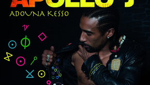 «Adouna Kesso», nouvel album d'Apollo J.
