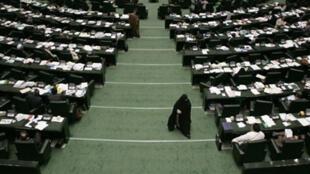 Le Parlement iranien (Photo d'illustration).