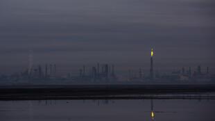 La Compañía de Refinerías del Sur en la ciudad iraquí de Basora, el 23 de diciembre de 2020
