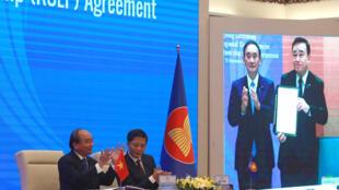 Vietnam - RCEP -Signature