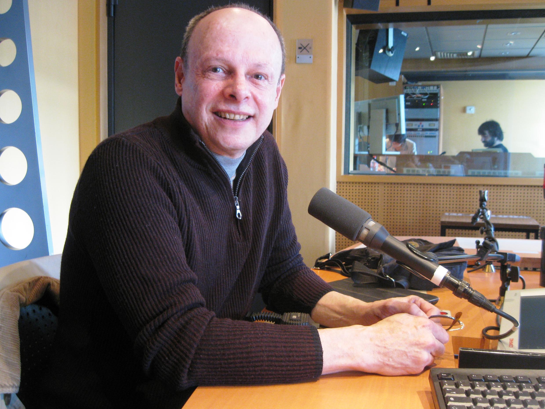 Jaime Gómez en RFI.